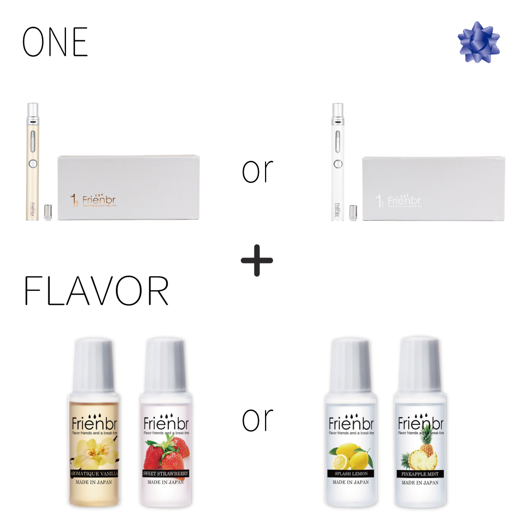 ONE+FLAVOR