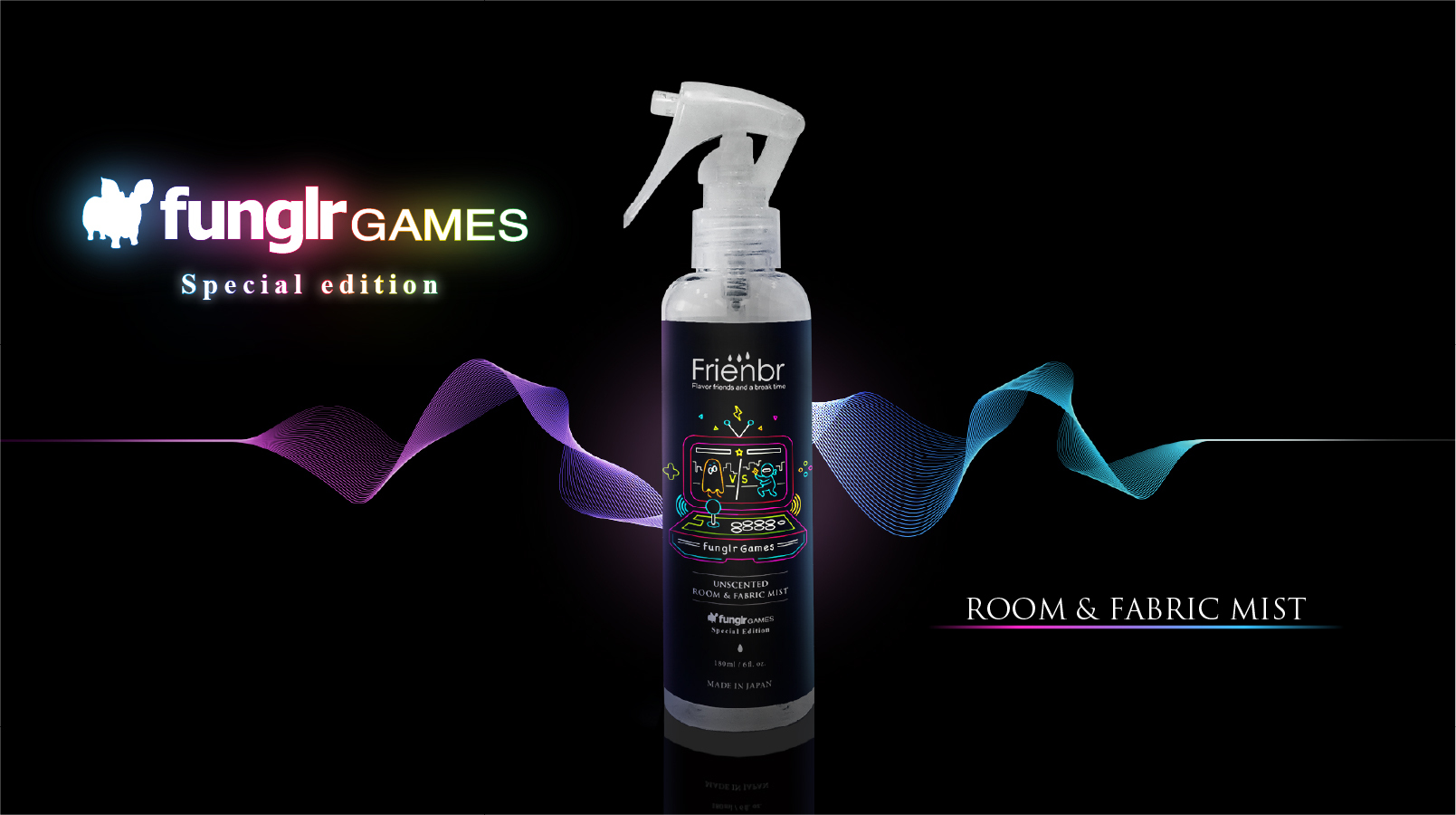 gaming mist release