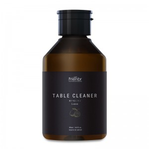 table cleaner